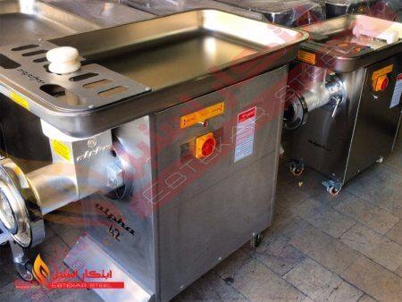 چرخ گوشت گیربكسي آلفا ٤٢