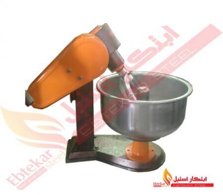 خمیر گیر نانوایی | دستگاه خمیرگیر نانوایی | دستگاه خمیر کن صنعتی