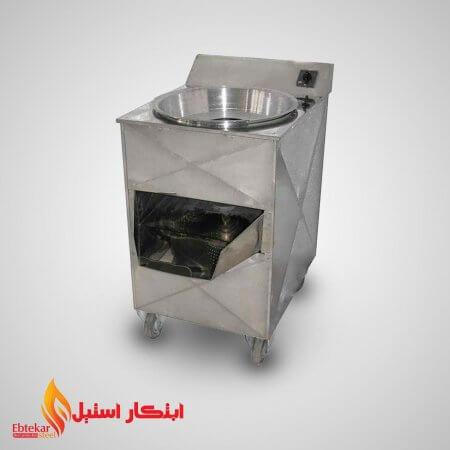 دستگاه تهیه حلیم | دستگاه پخت حلیم | دستگاه حلیم پز صنعتی | حلیم پز استیل