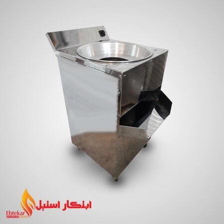 حلیم صاف کن استیل | دستگاه حلیم صاف کنیل | دستگاه حلیم پزی استیل