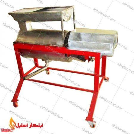 دستگاه گوجه صاف کن K900