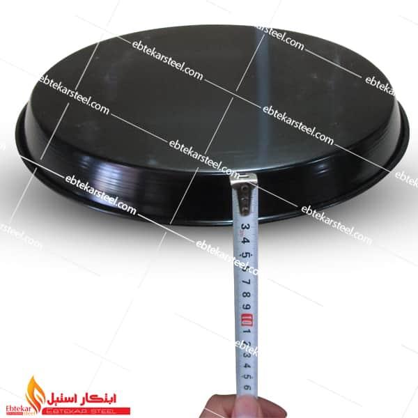 قالب مینی پیتزا 15.5 سانتیمتر