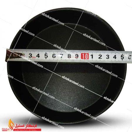 قالب پیتزا 15.5 سانتیمتر