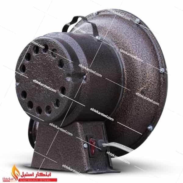 فن برقی منقل کباب