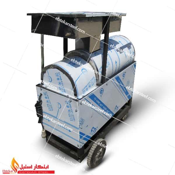 قیمت دستگاه آبگوجه گیری نیمه صنعتی