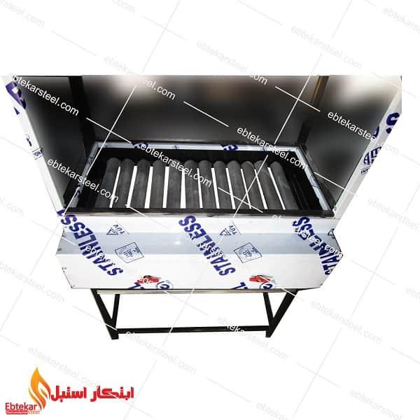 قیمت کباب پز گازی رستورانی
